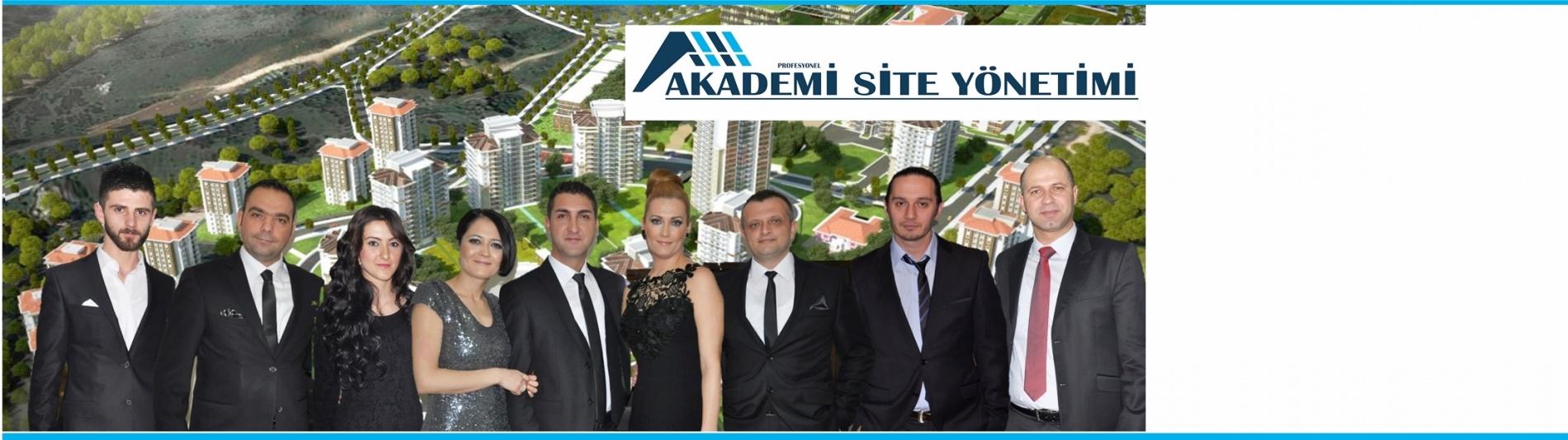 Akademi Profesyonel Site Yonetimi, izmit site yonetim, kocaeli site yonetim