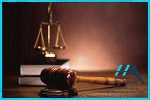 Hukuki Yönetim